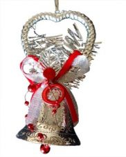 Luxury Gifts By Nikki DISACH3449AB Ornamental Bells