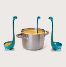 Buy Set of 2 Nessie Soup Laddle (Assorted) from Hopscotch
