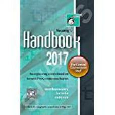 Buy Swamy's Handbook 2017 - English Edition for Central Government Staff (with Diary 2017 free as long as stocks last) from Amazon