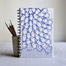 Store Indya 2018 Hardbound Writing Diary Journal Hand Crafted Design For Men Women (Off White) for Rs. 359