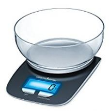 Buy Health Sense Chef-Mate Digital Kitchen Scale-KS33 (Black) from Amazon