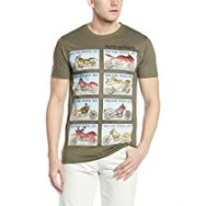 Buy Cloth Theory Men's Cottn T-Shirt from Amazon