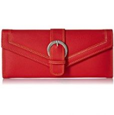 Buy Meridian Women's Clutch Red (mrwc-021) from Amazon
