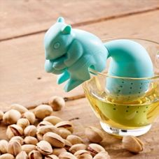 Squirrel Tea Infuser Assorted 1 Unit for Rs. 299
