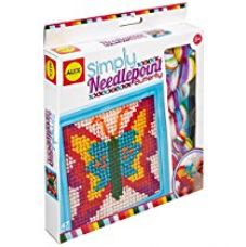 Buy Alex Toys Simply Needlepoint Butterfly from Amazon