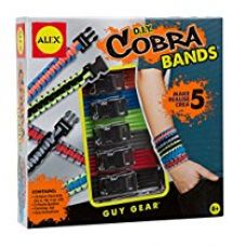 Alex Toys Guy Gear Cobra Bands, Multi Color for Rs. 899