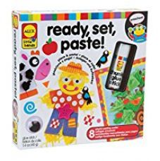 Buy Alex Toys Early Learning Ready Set Paste Little Hands from Amazon