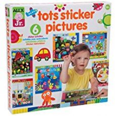 Alex Toys Tots Sticker Pictures for Rs. 800