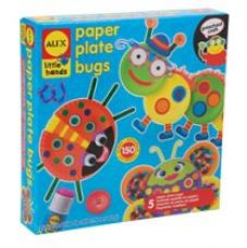 Alex Toys Early Learning Paper Plate Bugs -Little Hands for Rs. 899