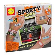 Alex Toys Craft Sporty Cuffs, Multi Color for Rs. 999