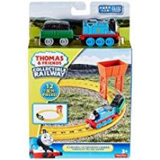 Thomas and Friends Fisher-Price Collectible Railway Starter Set Assortment, Multi Color for Rs. 350