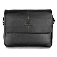 Buy The Clownfish Signature Series Black 15.6 inch Laptop and Tablet Bag With One Year Brand Warranty from Amazon