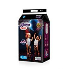 Libero Large Size Diaper Pants (36 Counts) for Rs. 475