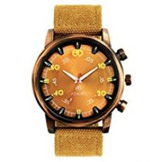 ADAMO Analogue Brown Dial Men's Watch -Ad28Br04 for Rs. 529