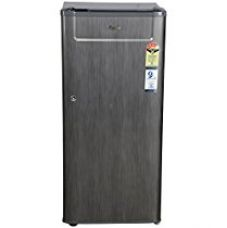 Whirlpool 190 L 4 Star Direct-Cool Single Door Refrigerator (205 Genius Cls Plus 4S, Grey Titanium) for Rs. 12,790