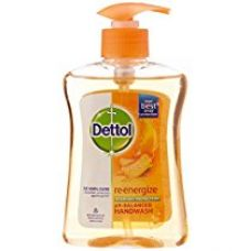 Dettol Liquid Handwash Soap Pump Re-energize 250 ml for Rs. 100