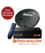 Buy Dish TV SD+ Titanium Full On 1 month Subscription Free for Rs. 1049