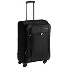 American Tourister Crete Polyester 67cms Black Softsided Suitcase (49W (0) 09 002) for Rs. 4,320