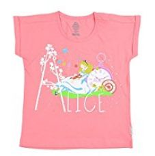 Buy Alice In Wonderland Girls' T-Shirt from Amazon