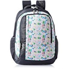 Skybags Helix 29.5 Ltrs Grey Casual Backpack (BPHELFS3GRY) for Rs. 1,399