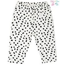 Sofie & Sam London, Baby Pajama made from Organic Cotton, Polka Print Black for Rs. 279