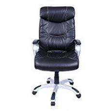 Buy Stellar 00RF529A06 Office Chair (Black) from Amazon