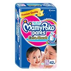 Buy MamyPoko Pants Extra Absorb Diaper Extra Large Size(40 Count) from Amazon