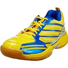 Vector X CS-2005 Tennis Shoes, UK 10 (Yellow) for Rs. 1,060