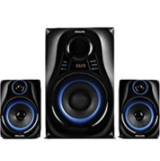 Buy Philips MMS2580B Blue Dhoom Home Theater System from Amazon