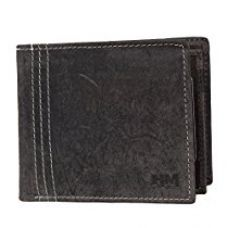 Hidemaxx Wallet for Men, Genuine Leather, Vintage Wallet, Coffee Brown for Rs. 449