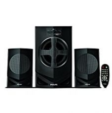 Buy Philips IN-MMS2030F/942.1 Speakers (Black) from Amazon