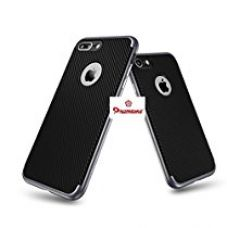 Buy Premsons Iphone 7 / 7G Original Bumblebee Pattern Dual Armoured Shield Rubber Bumper Apple Back Cover Case (Black + Grey) from Amazon