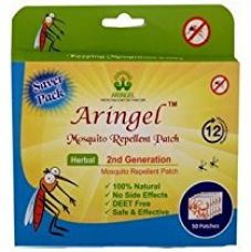 Aringel Herbal Mosquito 2 Gen. Repellent Patch- 50 pcs for Rs. 590