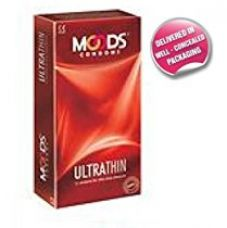 Buy Moods Ultra Thin Premium Condoms 12's (Pack of 3) from Amazon