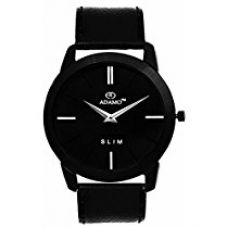 Adamo Analogue Black Dial Men's Watch AD64NL02 for Rs. 699