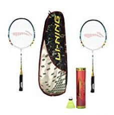 Li-Ning Badminton Q6 Series Combo for Rs. 1,831