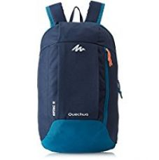 Buy Quechua 630328 ARP Polyester Backpack, 10Liters (Blue) from Amazon