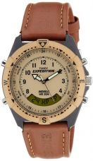 Buy Timex Expedition Analog-Digital Beige Dial Men's Watch - MF13 from Amazon