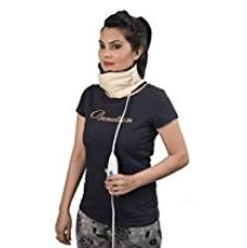 Jsb H12 Electric Heating Pad For Cervical Neck Pain Relief Orthopedic Heat Belt for Rs. 799