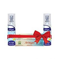 Buy Aringel After Bite (Pack of 2, 16ml) with Sit Safe Toilet Seat Sanitizer (50ml) from Amazon