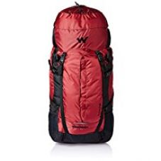 Buy Wildcraft 45 Ltrs Red Hiking Backpack (Savan D Plus Red) from Amazon