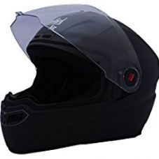 Steelbird Air SBA-1 Dashing Full Face Helmet (Black, M) for Rs. 1,245