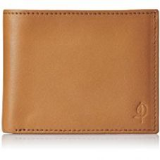 Indesign Men's Leather Wallet Brown (BR-CF-CP-01) for Rs. 304