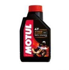 Buy Motul 104103 7100 4T Fully Synthetic Ester 20W-50 API SN Petrol Engine Oil for Bikes (1 L) from Amazon