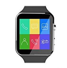 Buy Noise Edge (Black) Bluetooth Smart Watch with Camera & SIM Card Support from Amazon