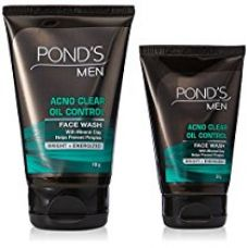 Buy POND'S Men Oil Control Face Wash 100 g from Amazon