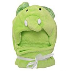 Buddyboo 145007 Baby Blankets - Elephant (Green) for Rs. 625