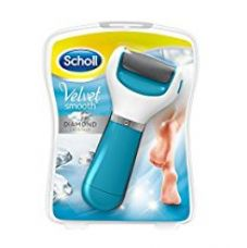 Buy Scholl Velvet Smooth Express Pedi Electronic Foot file from Amazon