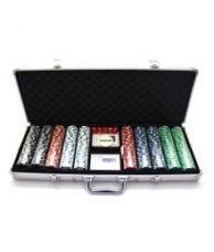 Get 66% off on Wishkey 500 Pieces Poker Game Set