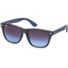 MTV Roadies Gradient Wayfarer Unisex Sunglasses - (RD-118-C3|56|Blue Color) for Rs. 589